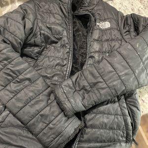 North Face Black kids Jacket